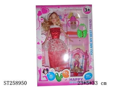 芭比娃娃 - st258950