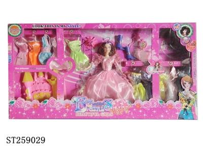 芭比娃娃 - st259029