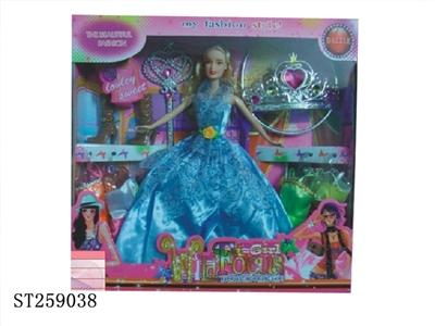 芭比娃娃 - st259038