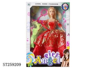 芭比娃娃 - st259209